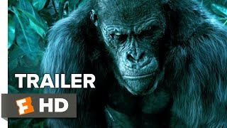 The Legend of Tarzan TRAILER 2 (2016) - Margot Robbie, Christoph Waltz Movie HD