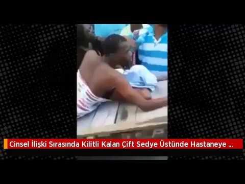 Kenya'da Cinsel İlişki Sırasında Kilitlenen Çift Sosyal Medyayı Salladı :)) - Türkiye Trend Videolar