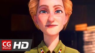 "CGI Animated Short Film ""Laviatrice Short Film"" by ESMA"