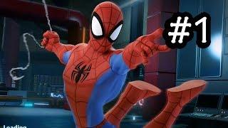Disney Infinity: Ultimate Spider-Man - Episode 1 - Beginning
