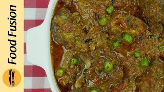 Mutton Stew Recipe By Food Fusion