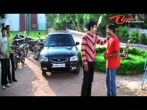 Raviteja Fighting Comedy At College