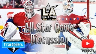 2017 NHL All Star Game Discussion [HD]