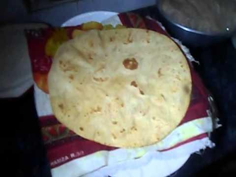 Xxx Mp4 Pakistani Desi Food Making Simple Chapati Roti For Bigners Recipe AAmna S Kitchen 3gp Sex