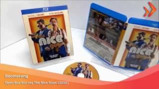 Open Box Blu-ray The Nice Guys 2016