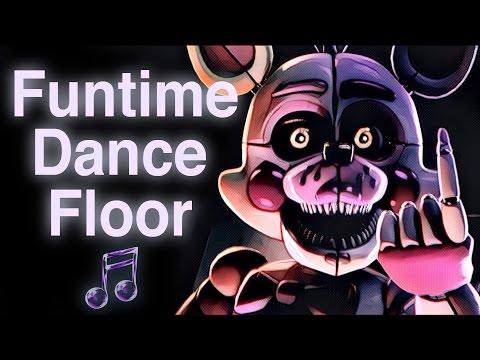 Xxx Mp4 FNAF SISTER LOCATION SONG Funtime Dance Floor By CK9C Official SFM 3gp Sex