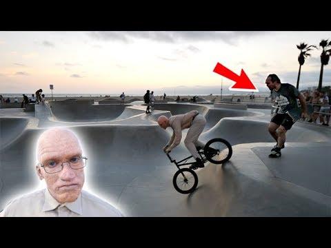 Xxx Mp4 OLD MAN RIDING A BMX THINGS GOT CRAZY 3gp Sex