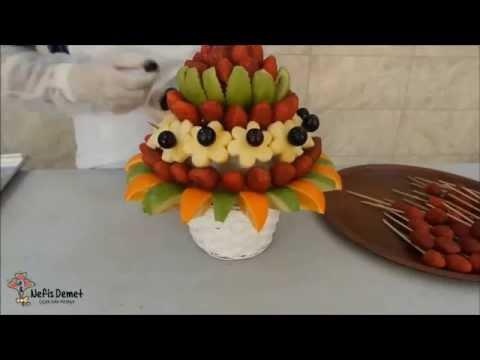 Meyve Sepeti Nasıl Hazırlanıyor