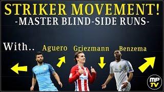 Striker Movement! Master Blind-Side Runs in Soccer (Learn & Develop) MPTV_SHORT ⚽