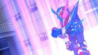 【仮面ライダーシティウォーズ】仮面ライダービルド ラビットタンクスパークリングフォーム