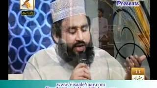 Urdu Naat( Hai Itni Shadeed)Khalid Hasnain In Qtv.By Visaal