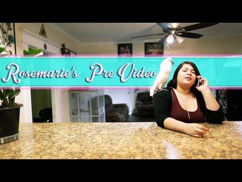Rosemarie's Quinceanera Pre-Video
