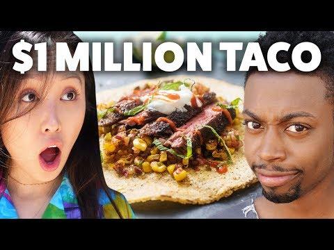 1 Taco Vs. 1 000 000 Taco