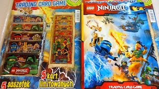 Part 2: 2016 Lego Ninjago 2 x Multi Pack 10 Boosters & Limited Edition Cards