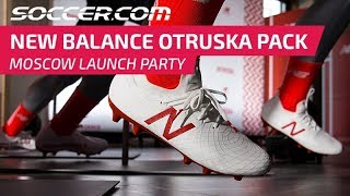 New Balance Otruska Pack Launch in Moscow