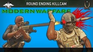 Modern Warfare Funny Moments - Man Vs Car, Funny Killcams, Rage, Ninja Defuse (MWR Funny Moments)