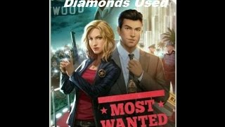 Choices: Stories You Play - Most Wanted Book 1 Ch 6 Diamonds Used