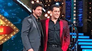 Salman Khan & Shahrukh Khan On Bigg Boss 10 - Raees Meets Sultan