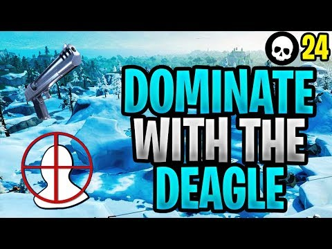 Xxx Mp4 How To DOMINATE With The Deagle In Fortnite Deagle Vs SMG Fortnite Battle Royale 3gp Sex