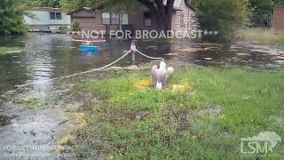 6-24-19 McClure Illinois Flooding - Local Man Turns Negative into Positive