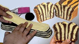 خبز البريوش أهش من القطن بدون دلك او مجهود بطريقة جديدة ومميزة رااائع جدا