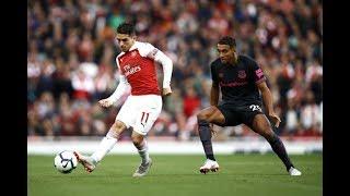 Arsenal 2 v 0 Everton Player Ratings:Cech & Lucas Torreira were superb!