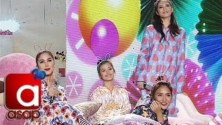 ASAP: Kathryn, Janella, Liza, Julia sing