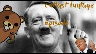 HITLER TRIED TO KILL ME! (Outlast Funny moments #1)