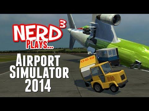 Nerd³ Plays Airport Simulator 2014