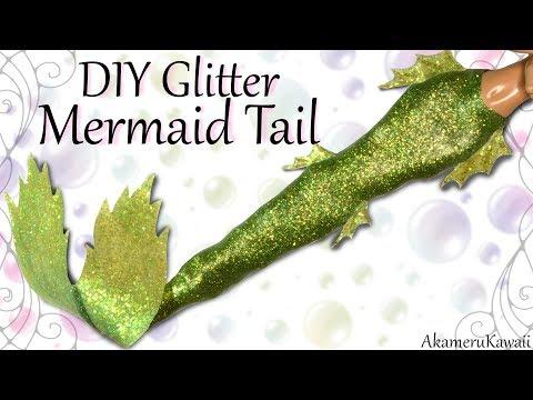 Xxx Mp4 DIY Shimmery Mermaid Tail Poseable Doll Tutorial 3gp Sex