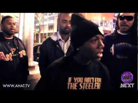 14 year old rapper Lil Sexxy vs juggalo AHAT NEXT rap battle