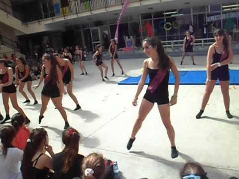 coreografia 4º sociales where have you been