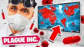INFECTING The ENTIRE WORLD! (Plague Inc)