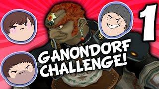 Smash Bros Ganondorf Challenge: THE IMPOSSIBLE - PART 1 - Grumpcade (Ft. Oney)