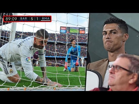 Real Madrid without Ronaldo and with him Differences HD