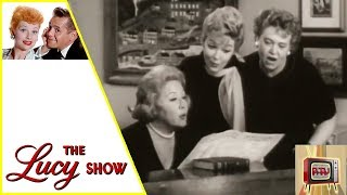 THE LUCY SHOW | Lucy