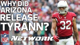 Why Did the Cardinals Release Tyrann Mathieu & Where Could He End Up? | NFL
