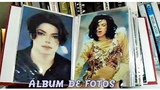 Michael Jackson - Álbum de Fotos/ MJ - Photo Album
