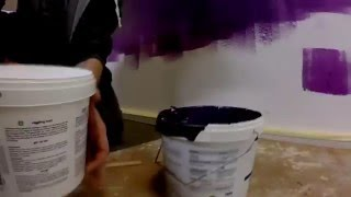How To Paint A Wall - WIND