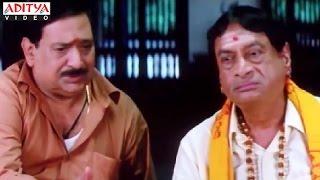 MS Narayana And Venkatesh Comedy Scene In Rakhwala Pyar Ka Hindi Movie