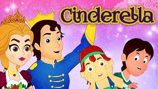 Cinderella - Dongeng Bahasa Indonesia - Cerita Dongeng - Kartun Anak - Dongeng Anak