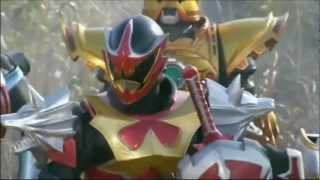 Power Rangers MegaForce: Legandary War