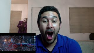 THE AMAZING SPIDER-MAN 2 TRAILER REACTION!!!