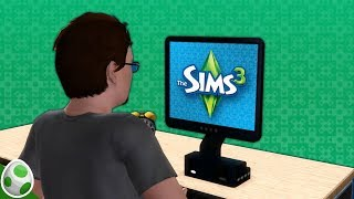 Easter Eggs in The Sims 3 (No DLC) – DPadGamer