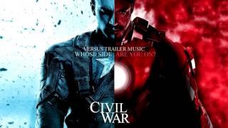 Captain America: Civil War - Official Trailer Music - FULL VERSION