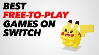 Top 8 Free to Play Switch Games