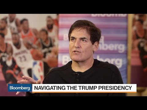 Mark Cuban on Trump Administration Future of Jobs