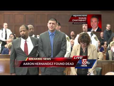 Reporter talks about Aaron Hernandez s demeanor before NFL star s suicide