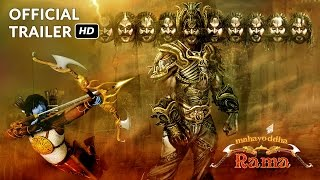 Mahayoddha Rama Official Trailer | Kunal Kapoor | Jimmy Sheirgill | Mouni Roy | Gulshan Grover