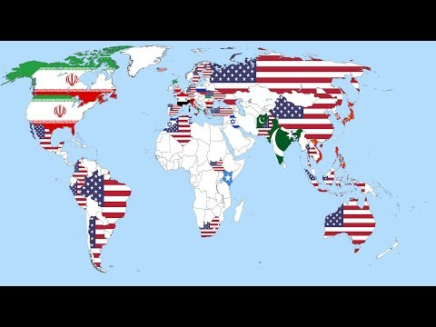 watch Which Countries Are a Threat to World Peace?